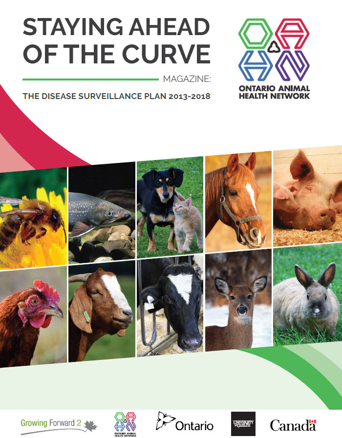 Staying Ahead of the Curve Magazine: The Disease Surveillance Plan 2013-2018