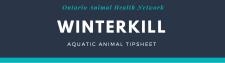 Winterkill: Aquatic Animal Tipsheet