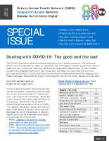 OAHN CA Q1 2020 Special Bltn vF_v2